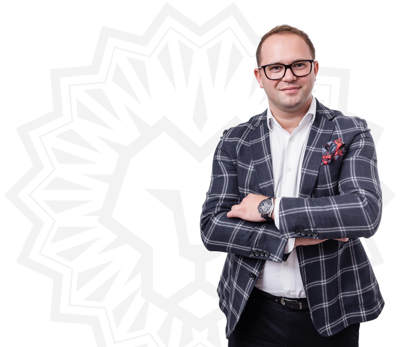 Daradca finansowy Warszawa - Paweł Pyziński